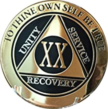Best 20 years of sobriety Reviews