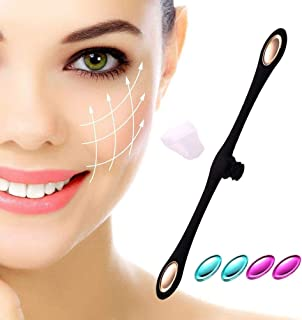 Per New Face-Lift Apparatus Remove Nasolabial Folds Facial Exerciser Facial Resonance Exercise Asseter Muscle Deep Training for Women and Girls