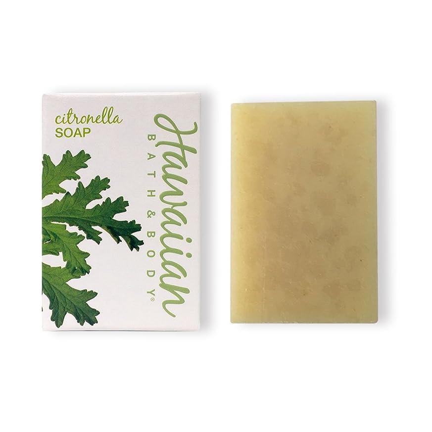 前件斧宝ハワイアンバス&ボディ シトロネラソープ(ビーチバー)( Citronella Soap )
