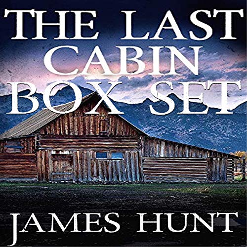 The Last Cabin Boxset audiobook cover art