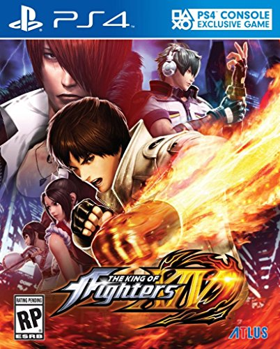 Deep Silver The King of Fighters XIV, PS4 Basic PlayStation 4 Inglese videogioco