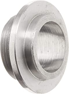 Lowbrow Customs 2432 Petcock Bung (Perfect for Panhead, Ironhead, Shovelhead and Custom Applications),22mm)