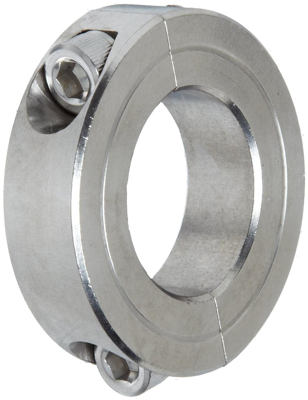 Climax Metal 2C-075-S Sales of SALE items from new works T303 Free shipping on posting reviews Stainless Steel Two-Piece Co Clamping