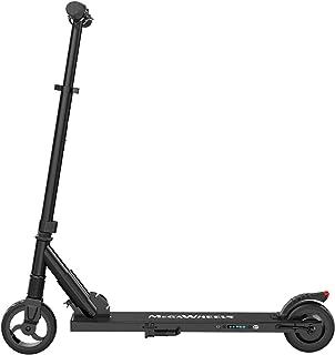 comprar comparacion M MEGAWHEELS Scooter electrico, Patinete electrico es Ajustable la Altura para los Adolescentes y los Adultos.