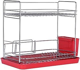 304 Stainless Steel Drain Drip Tray Kitchen Storage Shelf for dishwashing detergent Drainer Water filter 2