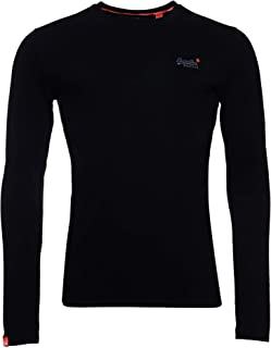 Superdry Men's O L Vintage Embroidery L/S Tee Long Sleeve Top