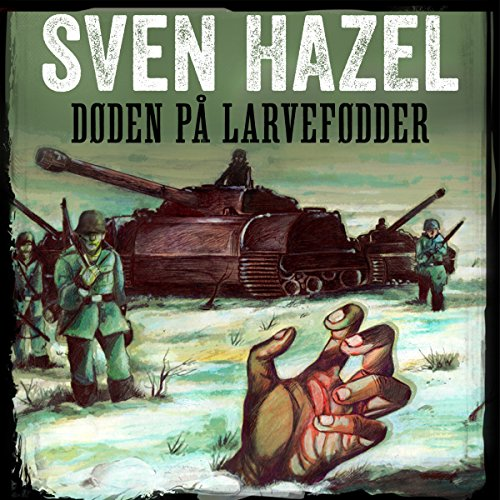 Døden på larvefødder  By  cover art