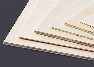 comprar comparacion Tableros de CONTRACHAPADO Fenólico. Cortados a Medida. Fabricados en España. Calidad Profesional. (A4 / Espesor:5mm / 3 Ta...