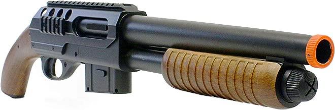 BBTac BT-M47 Sawed-Off Style Spring Shotgun, Black