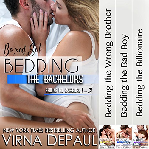 Bedding the Bachelors, Boxed Set: Books 1-3 cover art