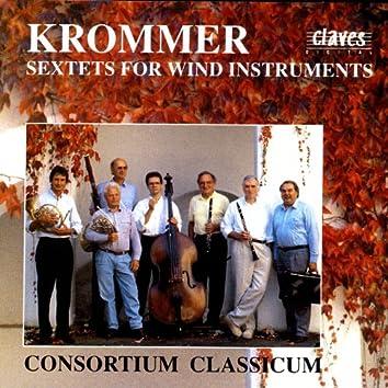 Krommer:  Wind Sextets