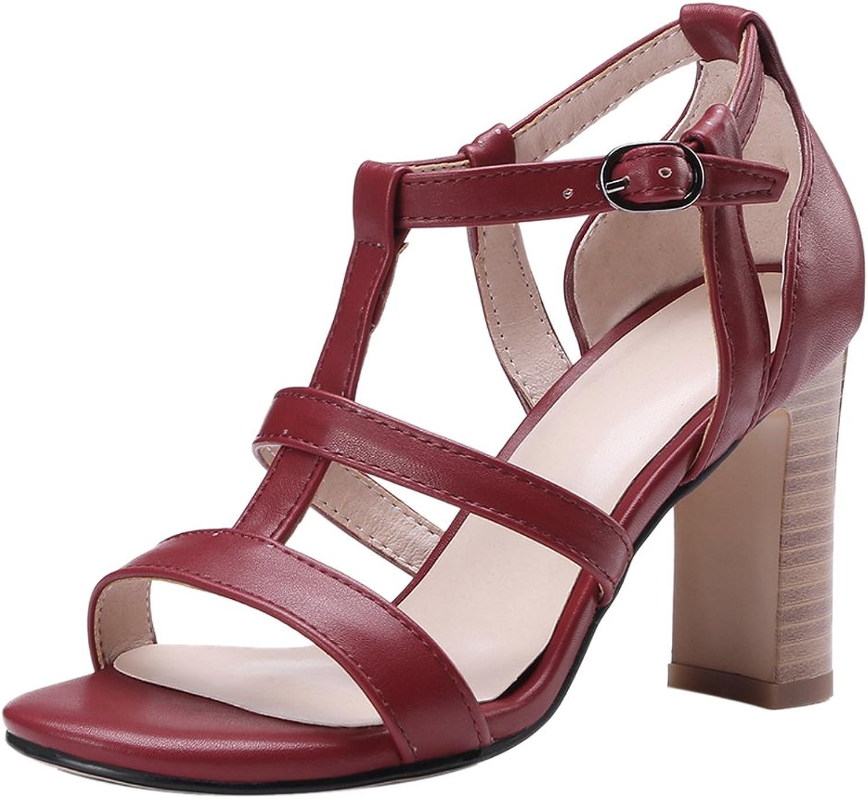AicciAizzi Women High Heel Sandals Gladiator