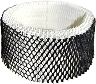 HQRP Wick Filter Compatible with Sunbeam SCM1100, SCM1100-WM, SCM1701, SCM1702 Humidifiers; Cool Mist Filter A SWF62 / SF212 Replacement + HQRP Coaster