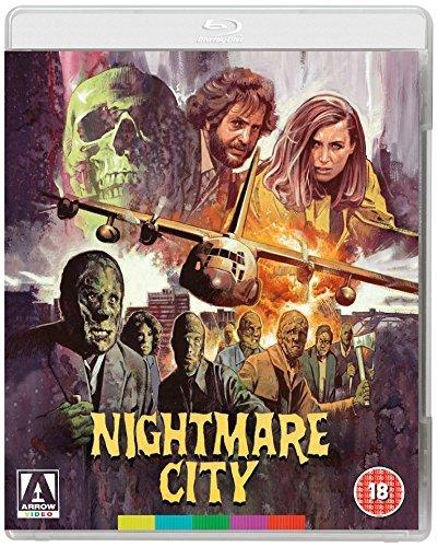 Nightmare City [Dual Format Blu-ray + DVD] [Reino Unido] [Blu-ray]