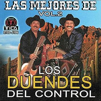 Las Mejores de Los Duendes del Control, Vol. 2