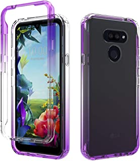 Onyxii Case Compatible with LG Harmony 4 / LG Premier Pro Plus/LG Xpression Plus 3 / LG K41 with Built-in Screen Protecto...