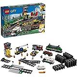 LEGO City Cargo Train 60198 Remote Control...
