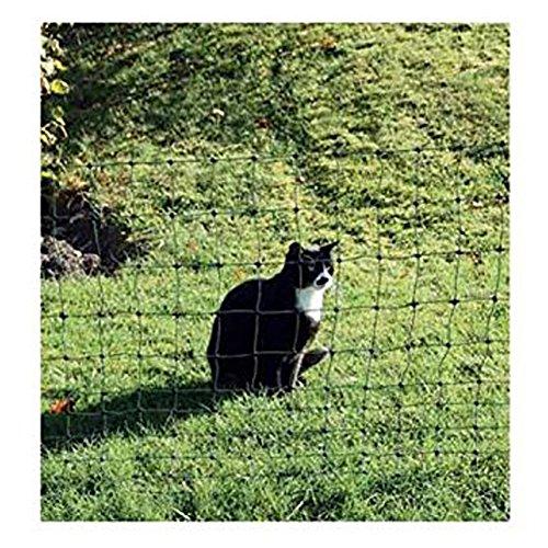 Euro-filet de protection pour chats 75/1–10393 vert 25 m