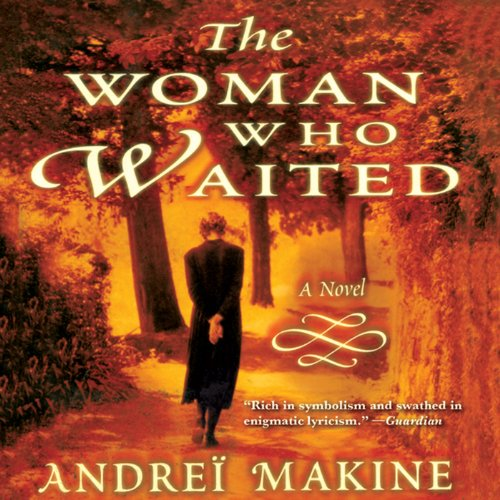 The Woman Who Waited audiobook cover art