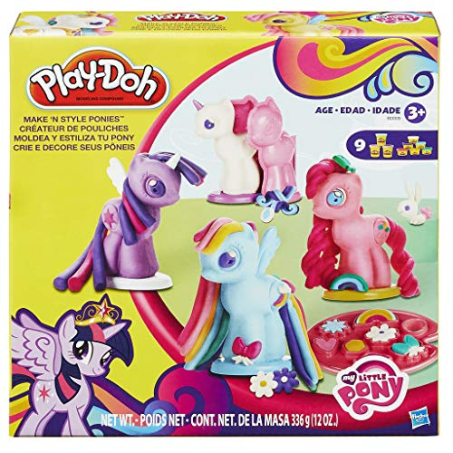 Play-Doh My Little Pony Make 'N Style...