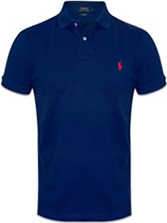 994cf69f82 Ralph Lauren Poloshirt small pony, Custom Fit, Homme Multicolore - Large NEW