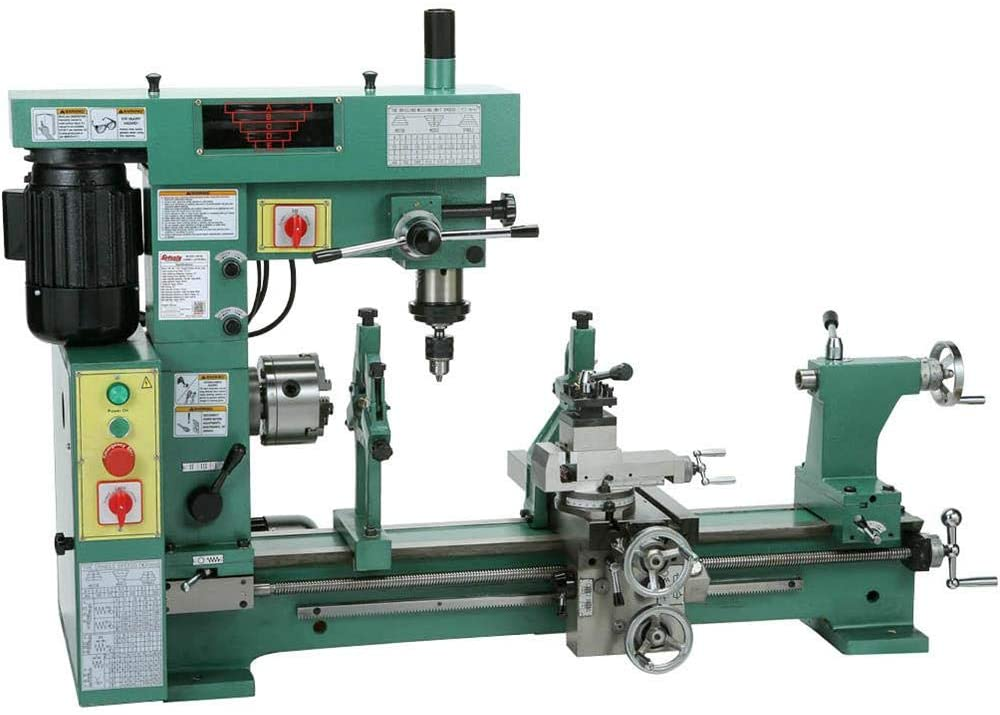 Grizzly G9729 Combo Lathe/Mill