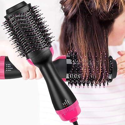 Hot Air Brush - One Step Hair Dryer  Volumizer,...