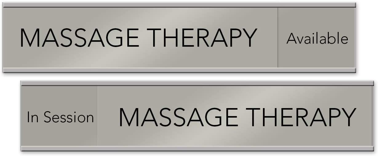 Massage Therapy Room ! Super beauty product restock quality top! Max 83% OFF Slider Sign Session