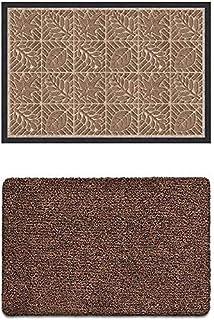 """Amagabeli Outdoor Doormat 36"""" x 24"""" Bundle Indoor Doormat 36""""x24"""""""