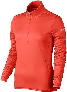 NIKE Women's Thermal Half-Zip Golf Top