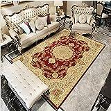 NW Alfombra grande para el hogar, estilo tradicional naciona, alfombra de entrada, alfombra pequeña, 160 x 200 cm