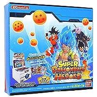 スーパードラゴンボールヒーローズ ビッグバンブースターパック 1BOX1箱→20パック入り ①