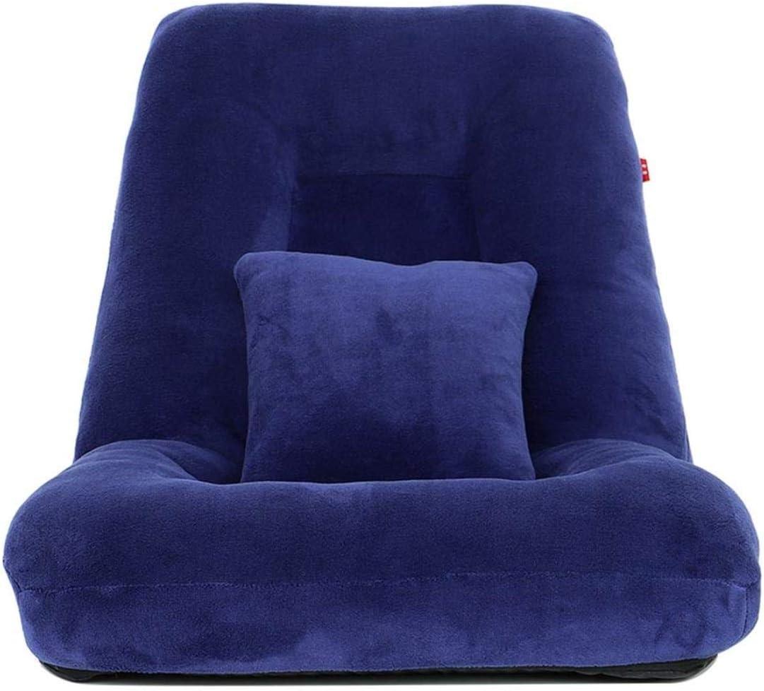 GJZM Comfortable Tatami Lazy Couch Bean Bag Arlington Mall Leis Seat Bed Long Beach Mall Single