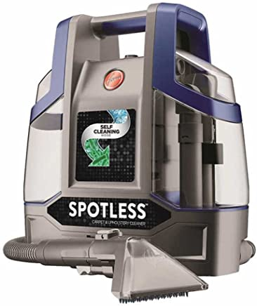Hoover - Spotless Deluxe Portable Carpet and Upholstery Cleaner | (Color as seen on the