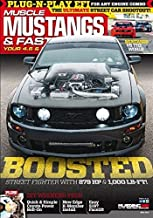 Muscle Mustangs & Fast Fords May 2015