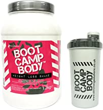 Meal Replacement Shakes for Weight Loss with FREE shaker bottle – Strawberry Flavour Estimated Price : £ 34,95