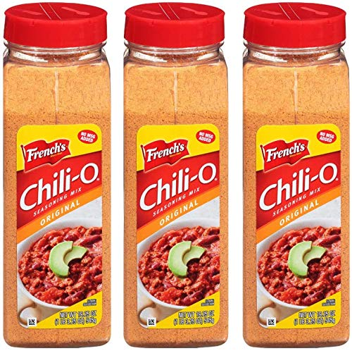 French's Chili-O Industry No. 1 Original Seasoning Mix 3 Max 88% OFF of 20 Pack Ounce