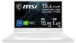 【第11世代CPU・軽量】MSIゲーミングノートPC Stealth 1.69Kg i7 RTX2060Max-Q/15.6FHD/16GB/512GB/Stealth-15M-A11SEK-021JP