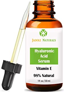 Hyaluronic Acid Serum For Face wit Vitamin E