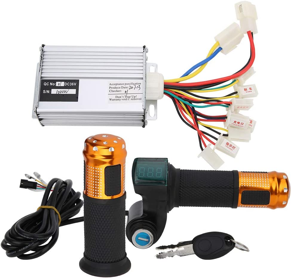 Jazar Electric Bike Accessory Outlet sale feature Controller Bicycle Colorado Springs Mall Set