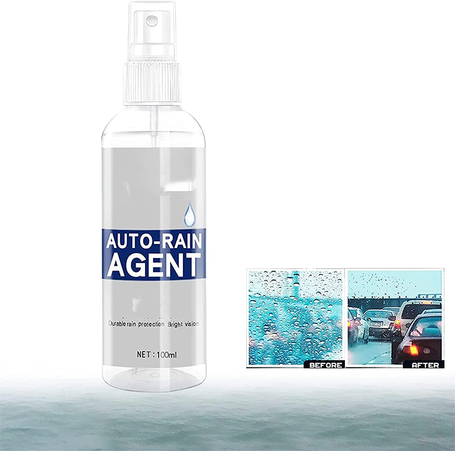 Car Glass Waterproof Inventory cleanup selling sale Coating Agent Max 72% OFF Multifunctional Anti Spra Fog