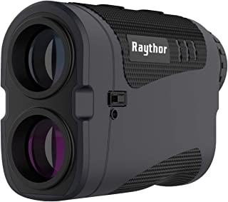 $159 » Sponsored Ad - Raythor Pro GEN S2 Golf Rangefinder, Laser Range Finder with Pinsensor and Physical Slope Switch, Continuou...