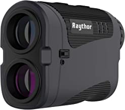 Raythor Pro GEN S2 Golf Rangefinder, Laser Range Finder with Pinsensor and Physical Slope Switch, Continuous Scan, Recharg...