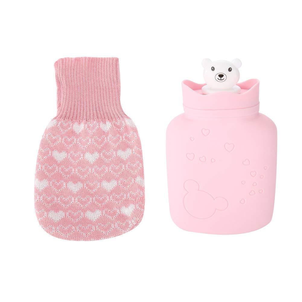 Hot shipfree Water Bag-Hot Bottle Soft Silicone New mail order Bag Bottl