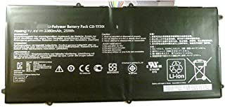 MERCIBNew Notebook Battery for Asus Transformer Infinity Tf700t Tf700 Table C21-tf301