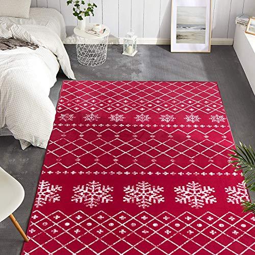 alfombra navidad de la marca Vangao