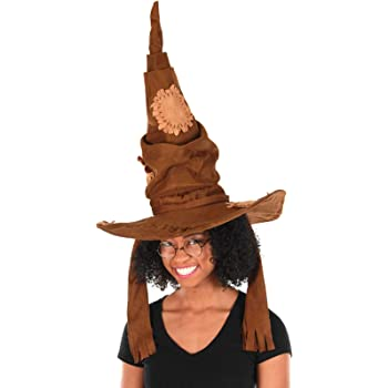 Harry Potter Deluxe Brown Sorting Hat One Size