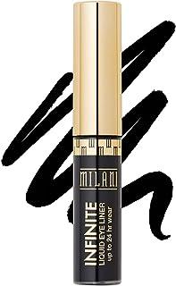 Milani Infinite Liquid Eyeliner - Everlast (0.17 Fl. Oz.) Vegan, Cruelty-Free Liquid Eyeliner to Define & Intensify Eyes f...