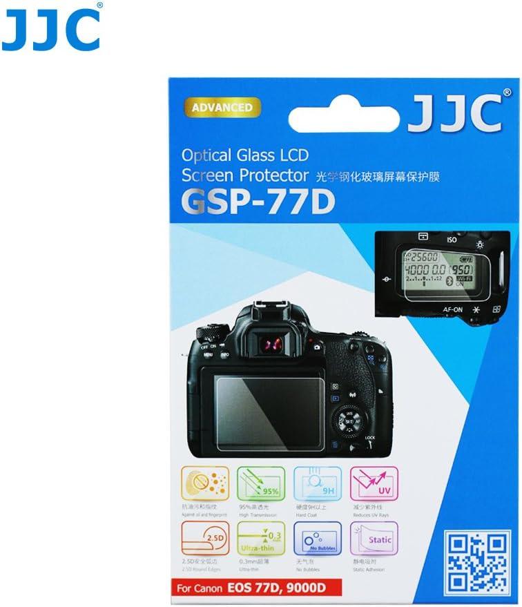 spiegellose Digitalkamera JJC Ultrad/ünner LCD-Displayschutz f/ür Canon EOS R5