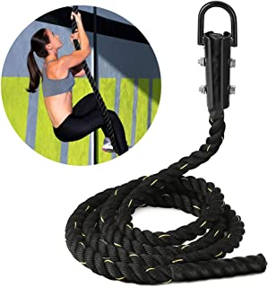 Pellor Sport Fitness Exercise Gym Training Climbing Rope for Indoors and Outdoors